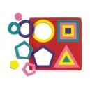 Geometrické tvary vkládací FM 920