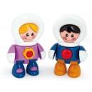První přátelé - Chlapec a dívka - Eskymáci