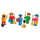 Poly-M - Lidé v práci