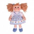 Látková panenka Christine 30cm
