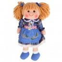 Látková panenka Katie 30cm