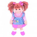Látková panenka Melody 30cm