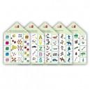 Předškoláci už vědí - soubor 24 kusů karet