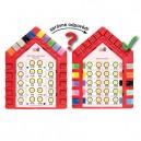 Můj první domeček + Předškoláci už vědí 24 karet