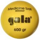 Medicinální míč GALA plastový 0,6kg