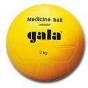 Medicinální míč GALA plastový 3kg
