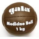 Medicinální míč GALA 1kg