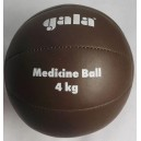Medicinální míč GALA 4kg