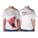 Dětské tričko s potiskem Kuky XL