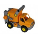 Auto Cons Truck popeláři oranžové