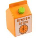 Dřevěné potraviny - Pomerančový juice 1ks