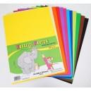 Kreslící karton - mix barev  A3/60ks/180g