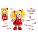 Lucinka - Zpívající panenka