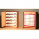 Didaktická skříňka - 90x121x45 cm