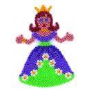 Podložky MIDI 3 ks - princezna, motýl a kůň