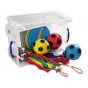 Týmová hra - plastový box