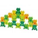 Drzé žáby 3D
