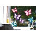 Okenní prvky Motýli