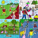 Puzzle - Sporty
