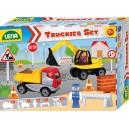 Truckies Set stavba