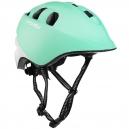 CHERUB Dětská cyklistická helma 48-52 cm tyrkysová