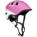 CHERUB Dětská cyklistická helma 48-52 cm růžová