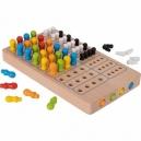Logik ze dřeva - logická hra