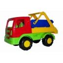 Dětské plastové auto Salute uklízecí  22cm