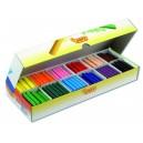 Voskovky 12 barev, 300 ks