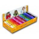 Plastelína 15 x 150 g - 15 barev